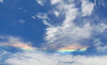 Nubes multicolores en Santiago del Estero: ¿cómo se producen? | Fenómenos naturales
