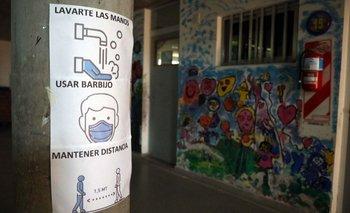 Santa Fe: fuerte resistencia de docentes y médicos a las clases presenciales | Educación