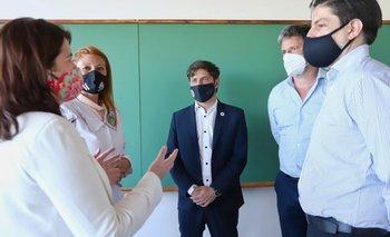 Arranca la campaña masiva de vacunación a docentesen PBA | Provincia de buenos aires