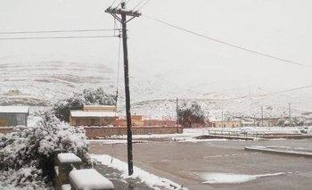 Nieve en Jujuy: por qué este fenómeno se repite todos los veranos   Clima