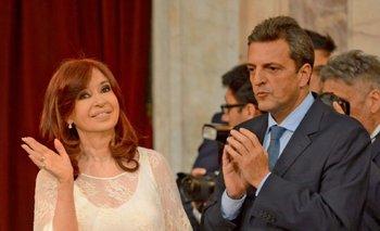 CFK y Massa extienden congelamiento de dietas de legisladores | Congreso
