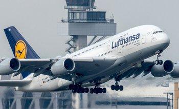 El Gobierno celebró la decisión de Lufthansa por Malvinas | Cancillería
