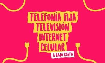 Quiénes y cómo solicitar los servicios de cable, celular e Internet a bajo costo | Prestación básica universal