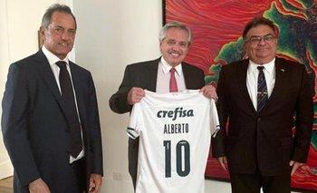 El Gobierno busca fortalecer la relación con Brasil | Gobierno nacional