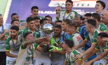 Sudamericana: Defensa y Justicia se lució y se consagró campeón | Copa sudamericana