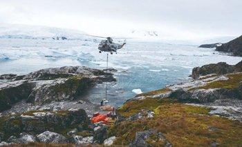 Terremoto en la Antártida: evacúan bases por temor a un tsunami | Antártida