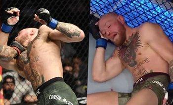Conor McGregor: el destructivo nocaut que sufrió vs. Dustin Poirier en la UFC | Conor mcgregor