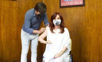 CFK celebró la publicación de la Sputnik V en The Lancet   Vacuna del coronavirus