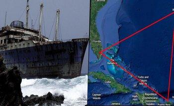 Triángulo de las Bermudas: desapareció un barco y el misterio crece | El triángulo de las bermudas