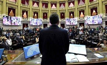 Segundo test a Menna dio negativo y llevó tranquilidad en Diputados | Congreso