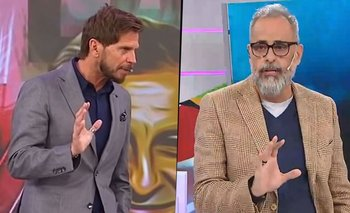 El Pollo Vignolo lo frenó: un periodista de ESPN cruzó a Rial en vivo | Pollo vignolo