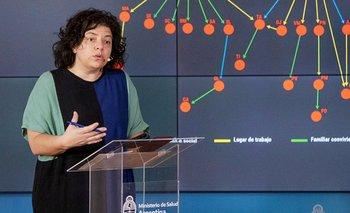 Se desaceleró el aumento de casos de coronavirus  | Coronavirus en argentina