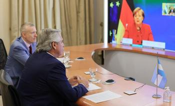 Apoyo clave de Alemania a la Argentina en la negociación con el FMI   Crisis económica
