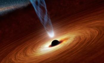 A la NASA se le escapó un agujero negro supermasivo | Espacio exterior