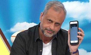 "Rial atacó a un ex Intrusos en Twitter: ""Viviste de un programa"" | Jorge ral"