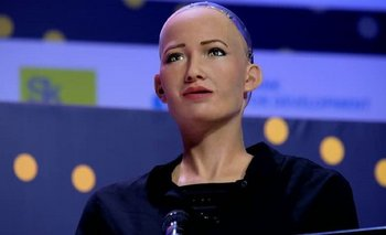 Sophia, el primer robot humanoide que se producirá en masa | Ciencia y tecnologia