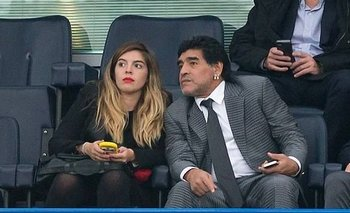 El golpe de Dalma Maradona por la muerte de su padre | Dalma maradona
