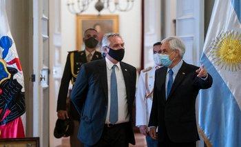 ARSAT 3 e Internet: los acuerdos estratégicos de Alberto y Piñera | Chile