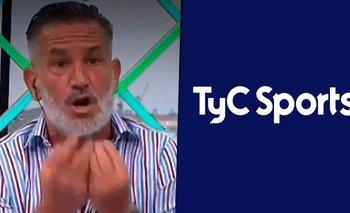 Diego Díaz contrajo coronavirus y mandó al frente a sus compañeros de TyC Sports | Diego díaz