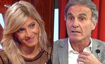 Ruggeri: la broma que sus hijas le hicieron su cumpleaños y que no le gustó   Oscar ruggeri