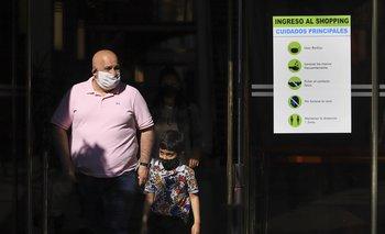 Se contrajo el consumo en supermercados y shoppings | Crisis económica