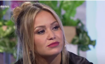 Karina tuvo que elegir entre el Kun Agüero y El Polaco | Televisión