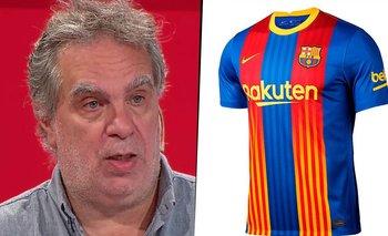 Los memes contra Noriega por su crítica a la camiseta de Barcelona | Memes