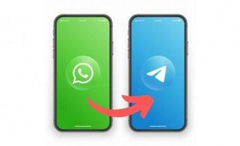 Cómo importar tus mensajes de WhatsApp a Telegram | Celulares