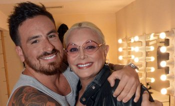 Fede Bal dio detalles de la salud de Carmen Barbieri | Fede bal