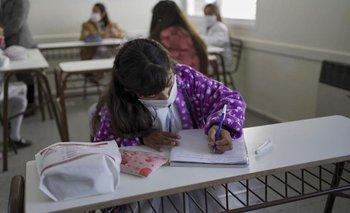 Docentes analizan medidas de fuerzas contra la vuelta a las aulas | Clases presenciales