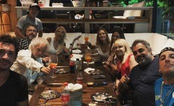 Los participantes de Masterchef se juntaron a comer y terminó en reclamos | Masterchef celebrity