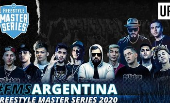 FMS Argentina: cómo ver la final de la principal liga de freestyle del país | Fms argentina