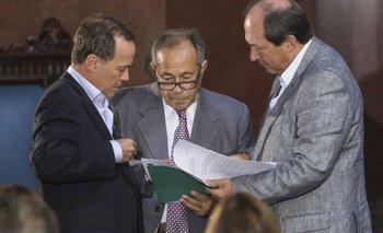 La oposición derogará la reforma en Inteligencia si llega a ser gobierno   Frente amplio unen