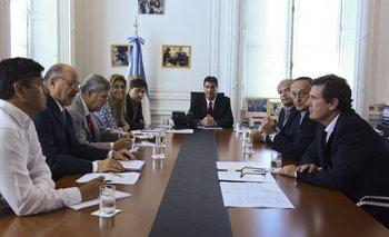 """Tras la reunión con el Gobierno, para la UIA """"se han clarificado"""" las dudas   Uia"""