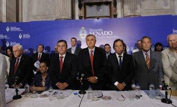 En paralelo, la oposición encabeza una audiencia pública en homenaje a Nisman | La muerte de nisman