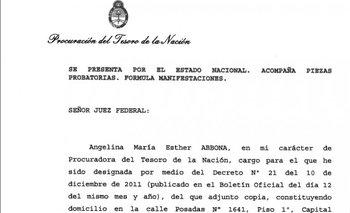Los argumentos del Ejecutivo para refutar la denuncia de Nisman | Cancillería