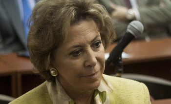 Condenaron a María Julia Alsogaray a tres años y medio de prisión | Carlos menem