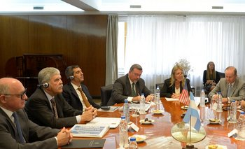 Nuevos acuerdos de cooperación aeroespacial entre Argentina y Estados Unidos | Julio de vido