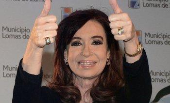 Cristina Kirchner agradeció los saludos por su cumpleaños   Estela de carlotto