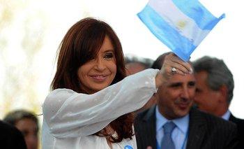 """Cristina se refirió al 18F como una marcha que intenta """"""""desestabilizar al Poder Ejecutivo""""   Cristina kirchner"""