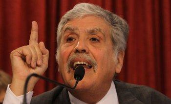 """De Vido también criticó al """"Partido Judicial""""   Marcha por nisman"""