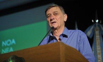 Internaron al ex gobernador de Santa Fe Hermes Binner  | Hermes binner