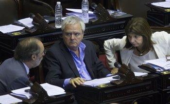 Con fuertes críticas, la oposición en Diputados dará debate a la ley de Inteligencia   Felipe solá