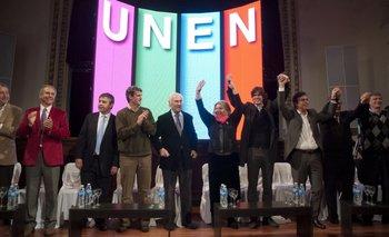 UNEN se disuelve pero Pino no cerraría con Massa | Elecciones 2015