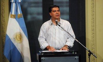 Capitanich se rió sobre los rumores de su renuncia pero confirmó su interés por la intendencia de Chaco | Paso