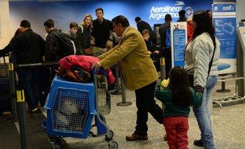 Liberaron los precios de los vuelos de cabotaje y los pasajes aumentaron hasta un 30% | Aerolíneas argentinas
