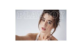 Playboy publicará su primera tapa sin desnudos   Playboy
