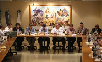 Interna en el peronismo: el Bloque Justicialista irá la reunión para normalizar el PJ | Diego bossio