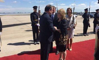 Llega el presidente de Fancia a la Argentina: visitara la cancha de Boca y a Estela de Carlotto | Francia