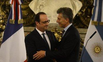 Hollande impulsará la instalación de empresas francesas en el país | Mauricio macri